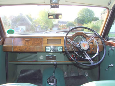 Radiomobile 602 in MG ZB