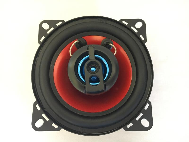 Quality 4 inch Speaker Pair and Grills