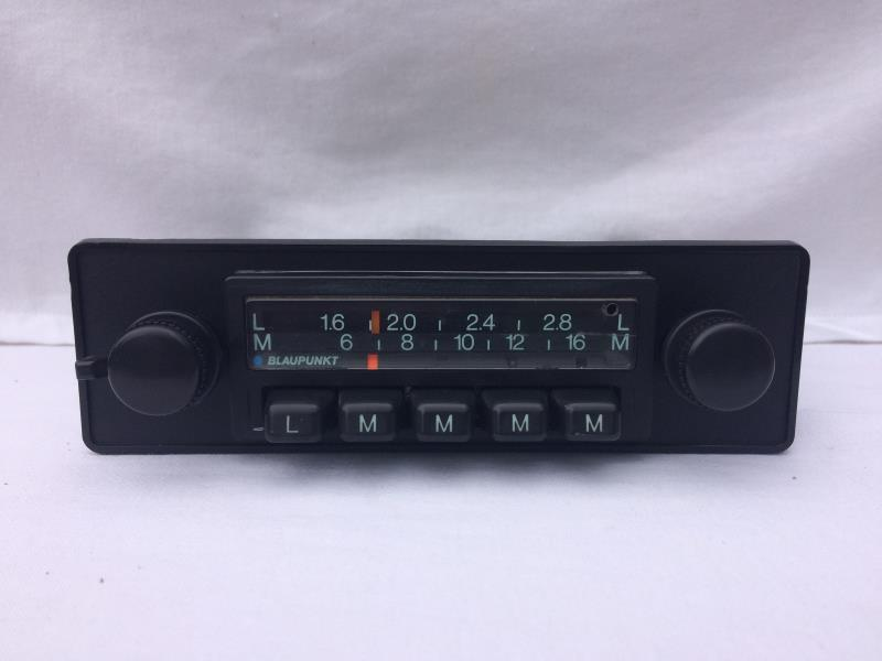 Blaupunkt Hamburg Standard Conversion