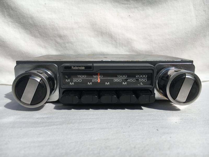 Radiomobile 1160G Standard Conversion