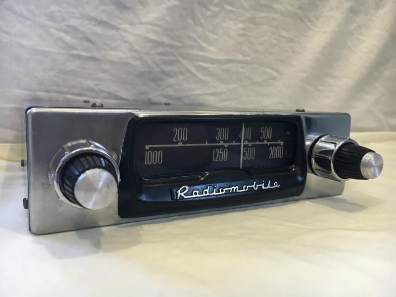 Radiomobile 50TM Standard Conversion