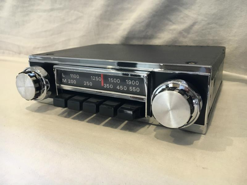Radiomobile 1085 Standard Conversion