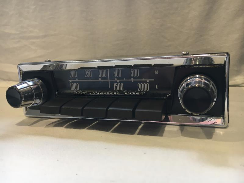 Radiomobile 400T Standard Conversion