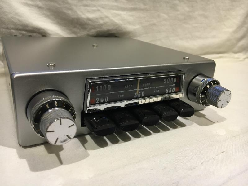 Radiomobile 600 Standard Conversion