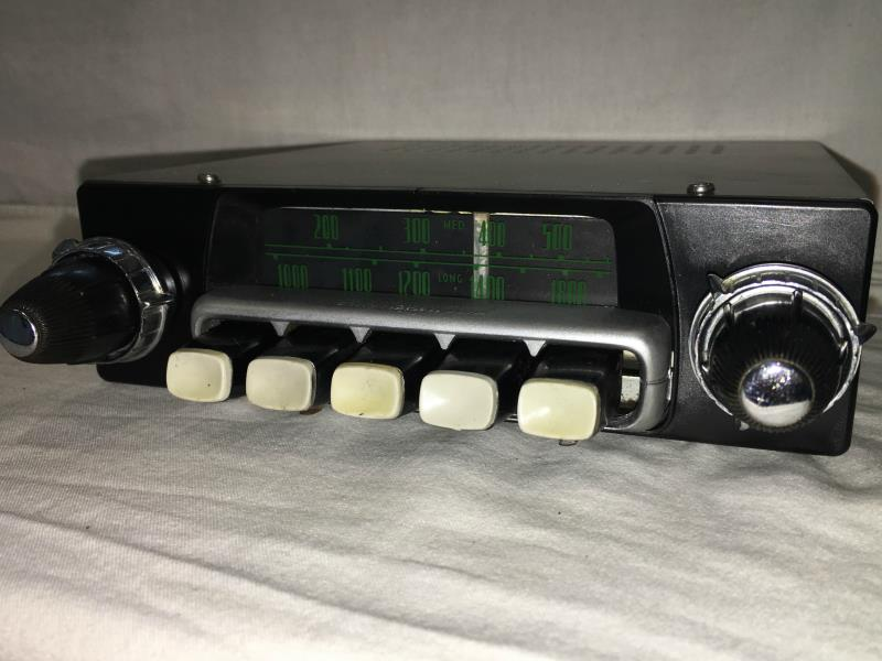 Radiomobile 200R Standard Conversion
